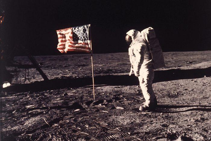 moon landing buzz aldrin neil armstrong