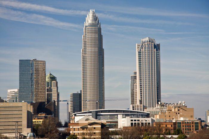 North Carolina: Bank of America Corporate Center