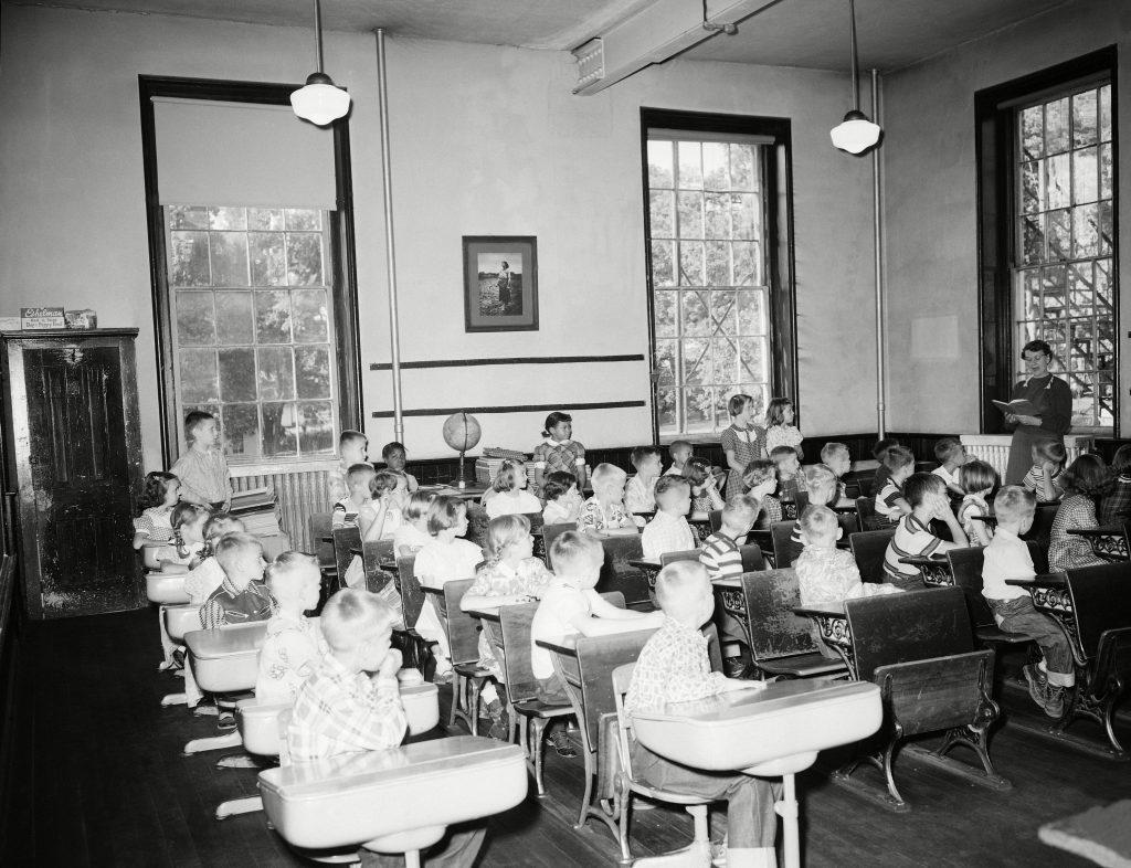Segregated School