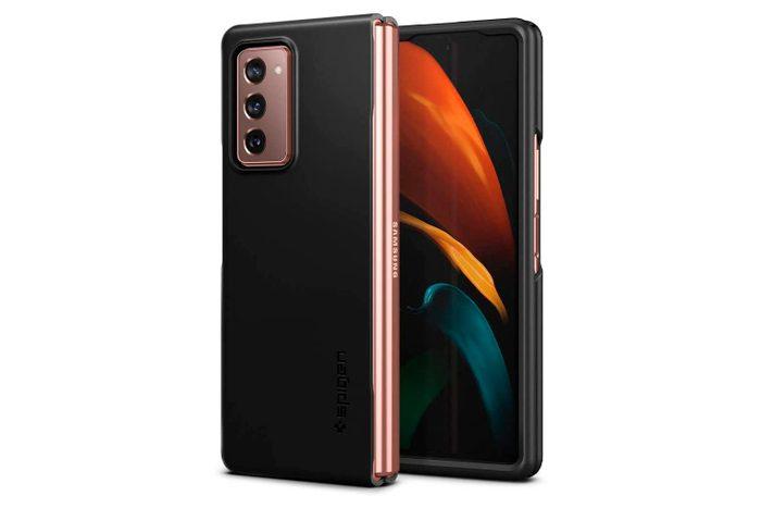spigen galaxy z phone case