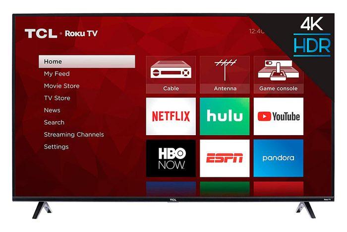 tcl 43 inch 4k smart tv