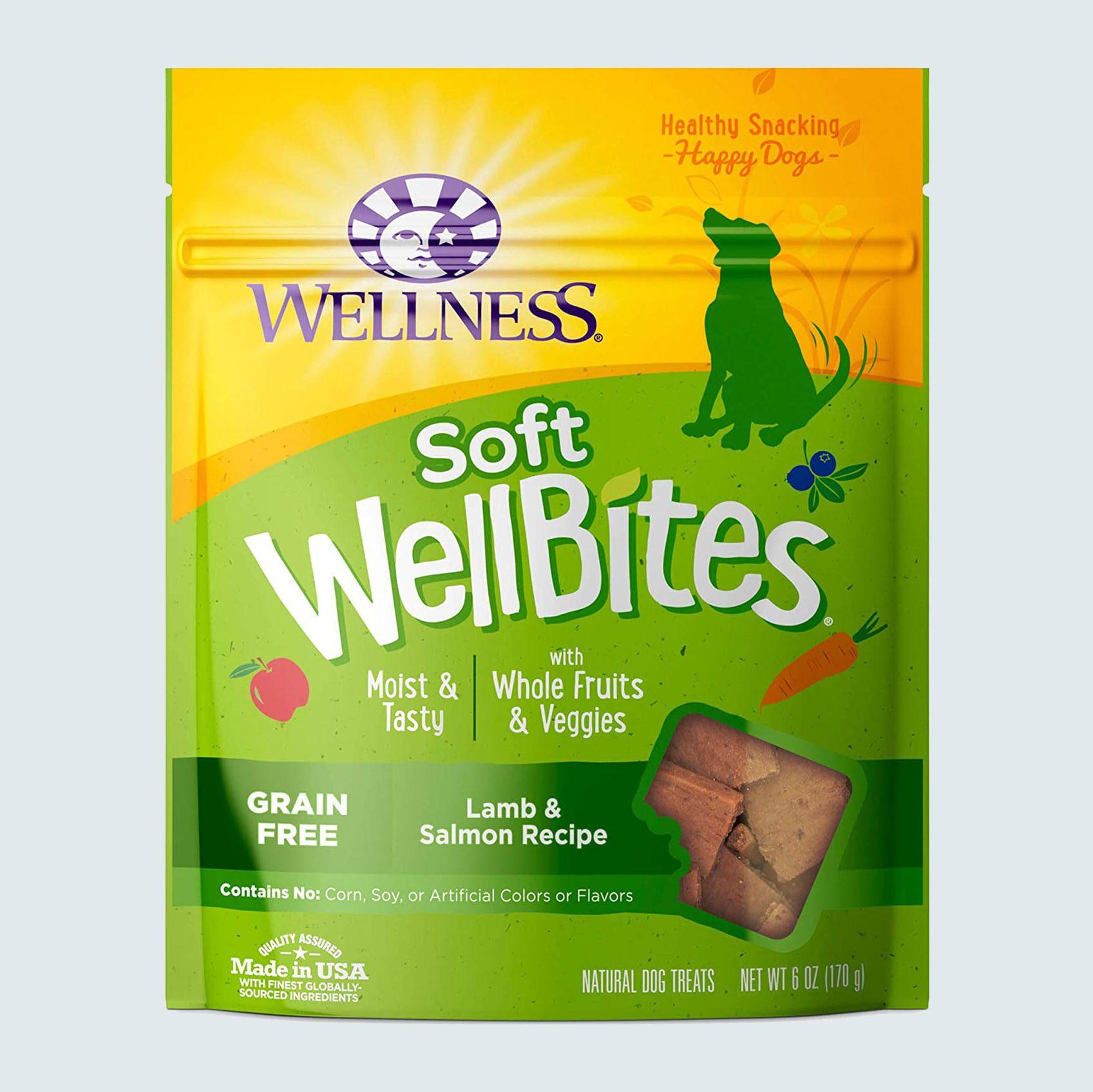 well bites pet snacks