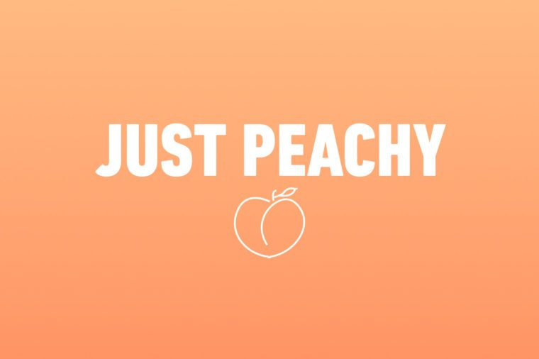 just peachy iphone wallpaper
