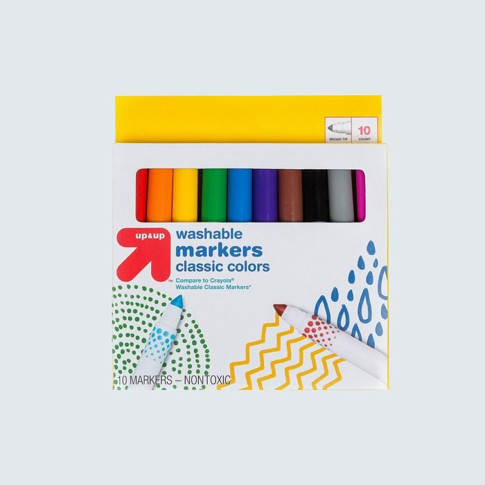 Washable markers are cheaper than ever