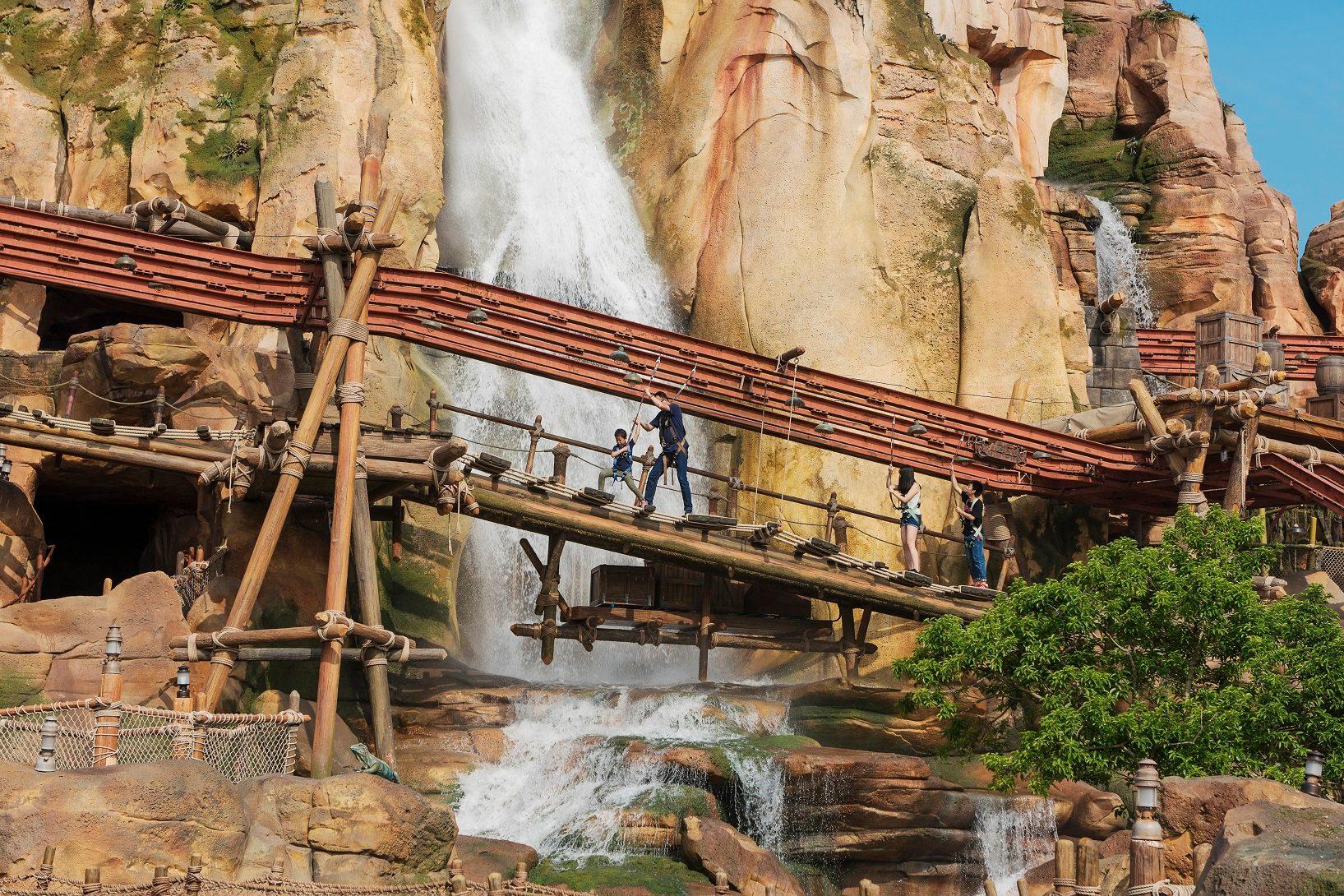 challenge trails