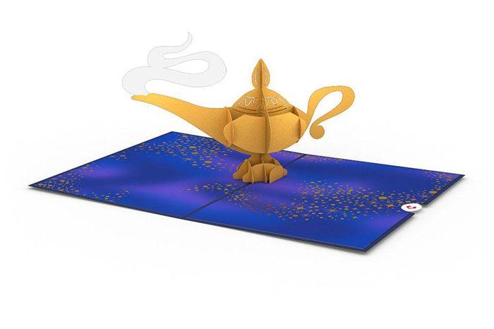 10_Disney's-Aladdin-magic-lamp-3D-card-from-Lovepop