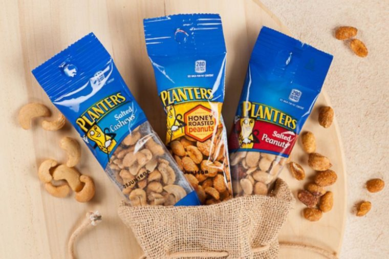 nut variety snack pack