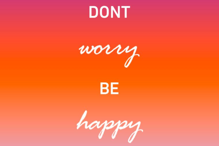 iphone wallpaper dont worry be happy