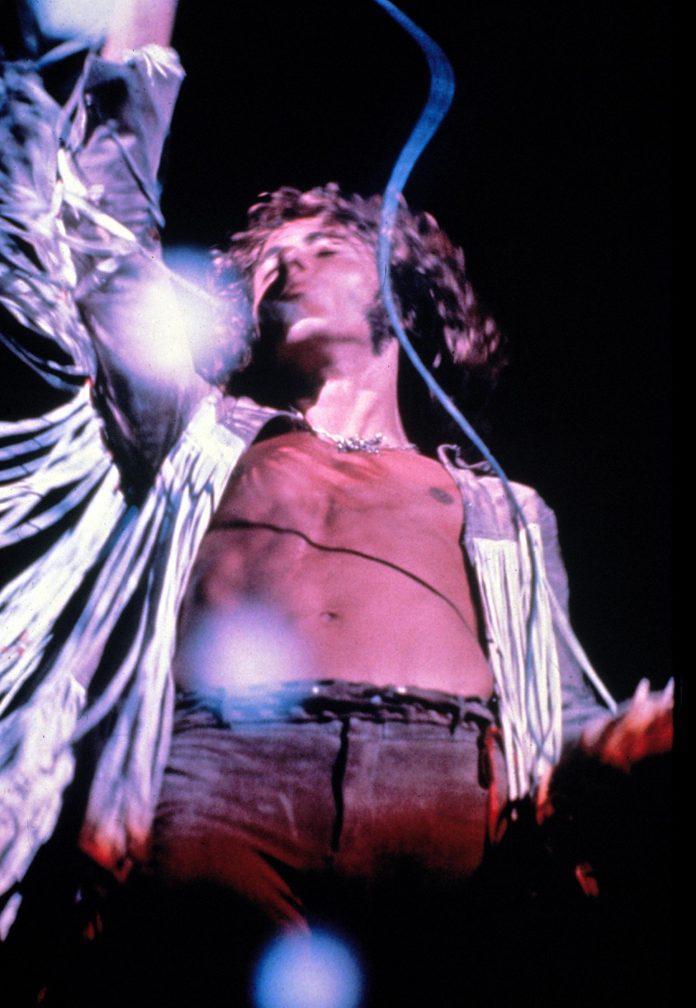 Woodstock, Roger Daltrey