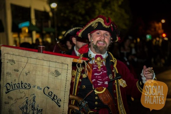 Salem's Haunted Happenings Parade