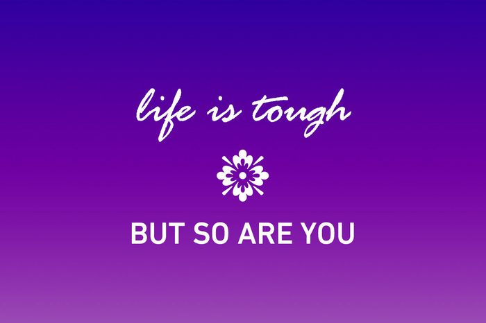 life is tough iphone wallpaper