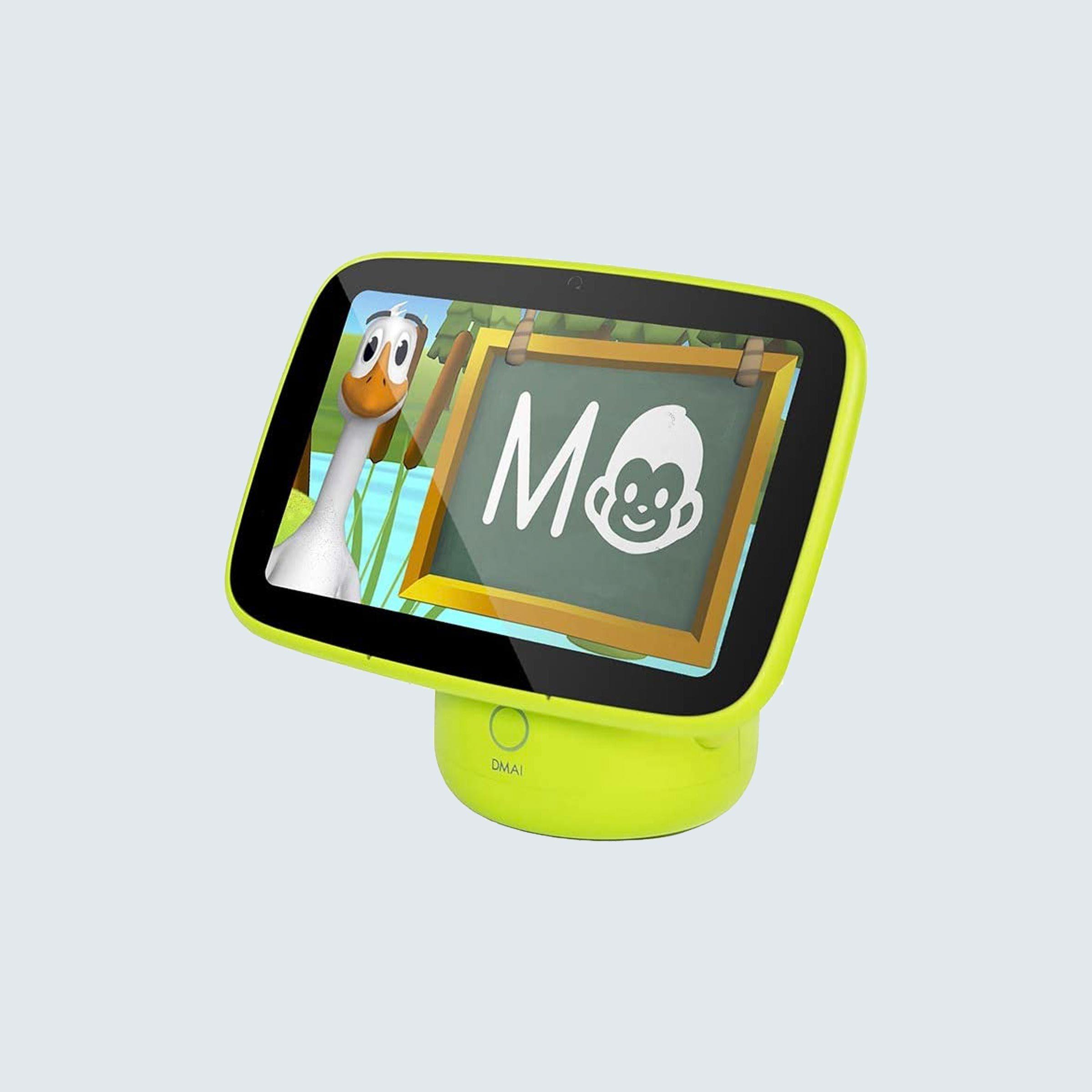 Virtual preschool lessons