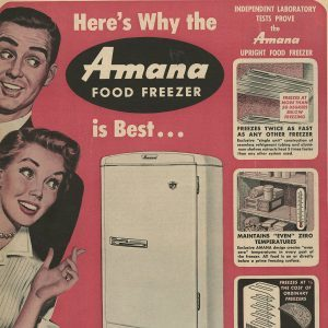 22 Retro Home Appliance Ads That Will Take You Back