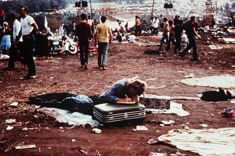 Woodstock - 1970