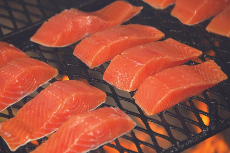 Alaska Travel Adventure's Gold Creek Salmon Bake