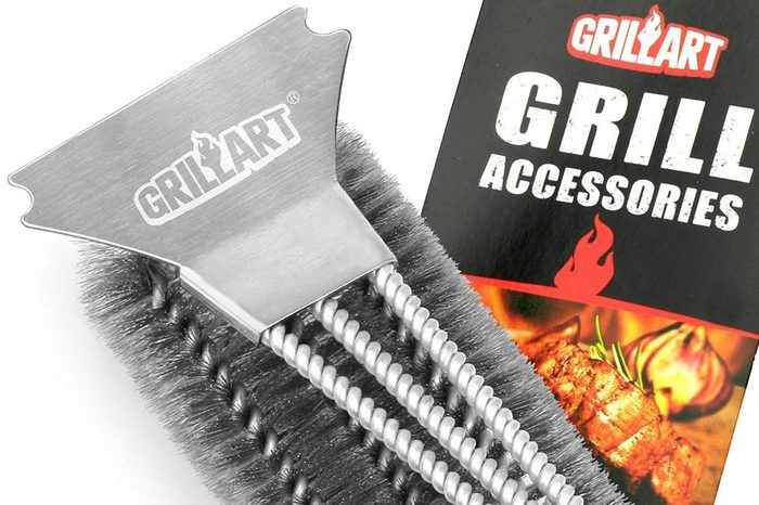 grill scraper