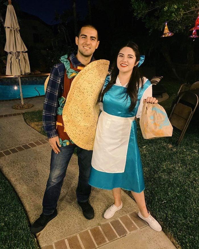 taco belle pun costumes