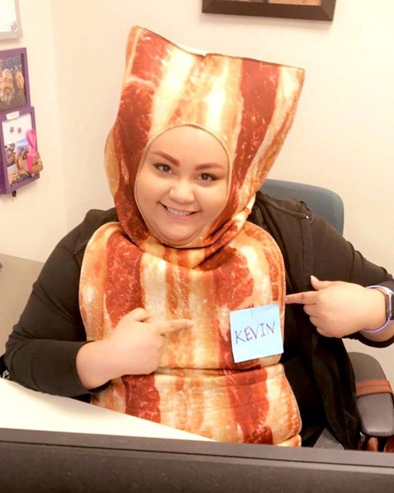 kevin bacon costume
