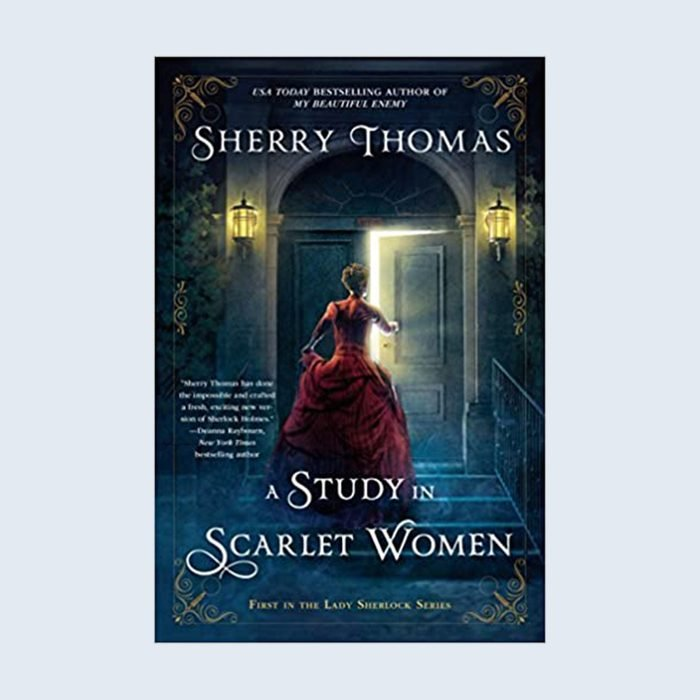 A Study In Scarlet Women Book Cover