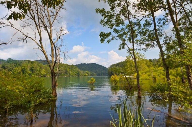 Big Ridge State Park, Maynardville, Tennessee