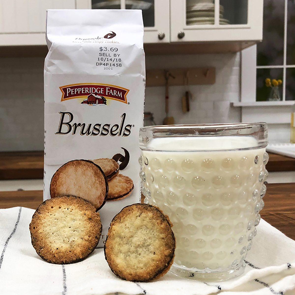 Pepperidge Farm Brussels Cookies