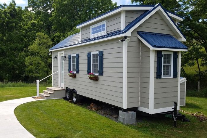 Charming tiny house in Amish Country