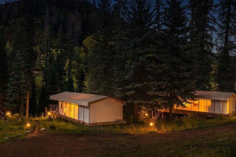 Luxury Camping Adventures for Indoor People | Reader's Digest