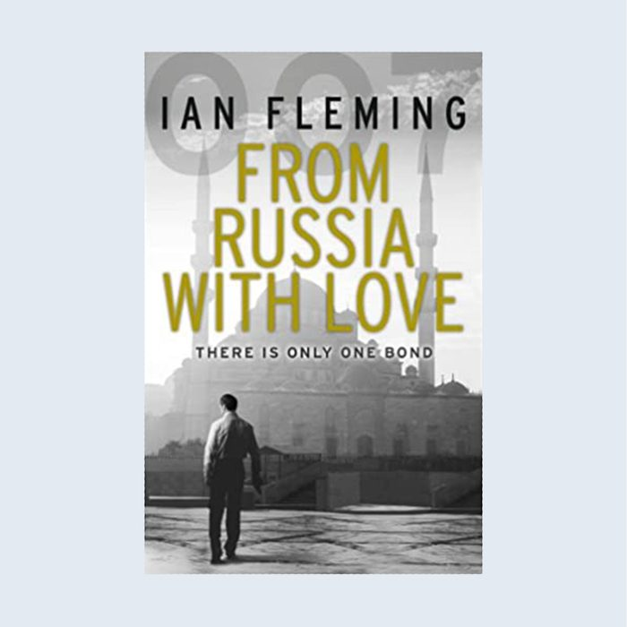 From Russia With Love Book Cover