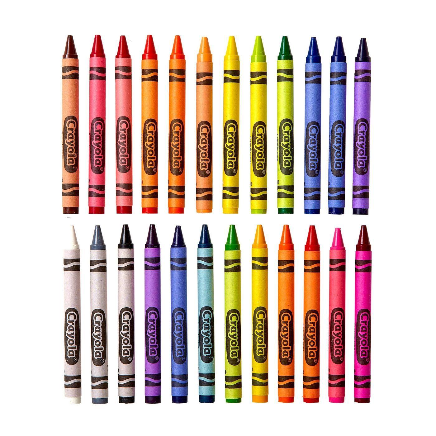 Back-to-school: Crayola Crayons
