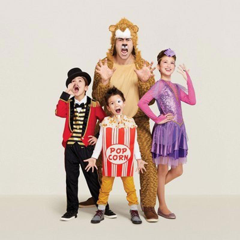 target circus halloween costumes