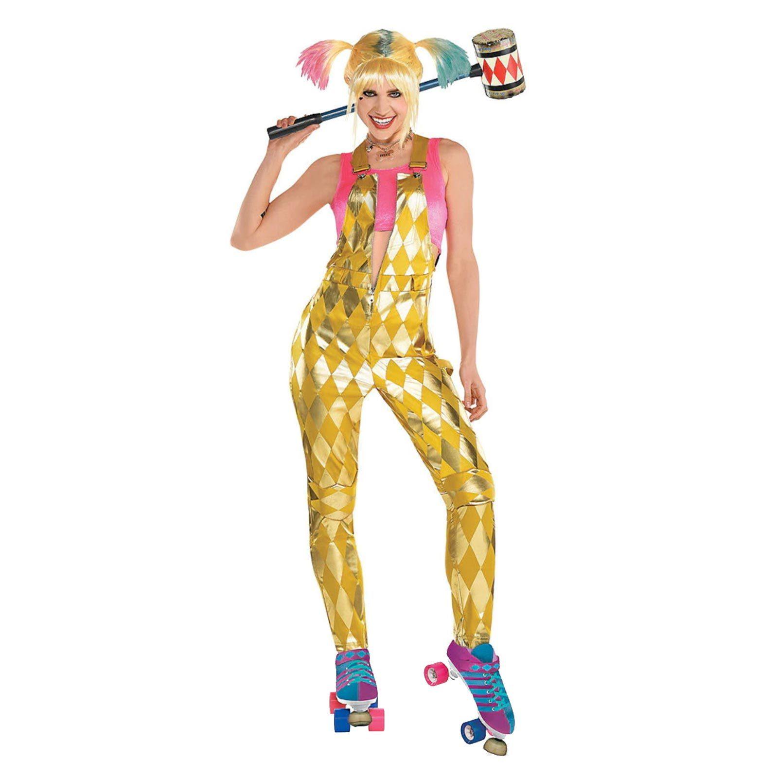 Harley Quinn Halloween Costume