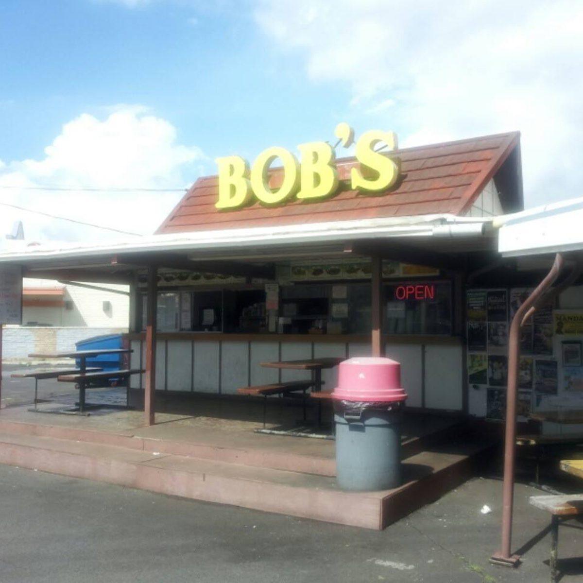 Hawaii- Bobs BBQ