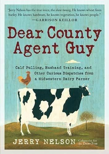 Jerry Nelson's book, Dear Country Agent Guy