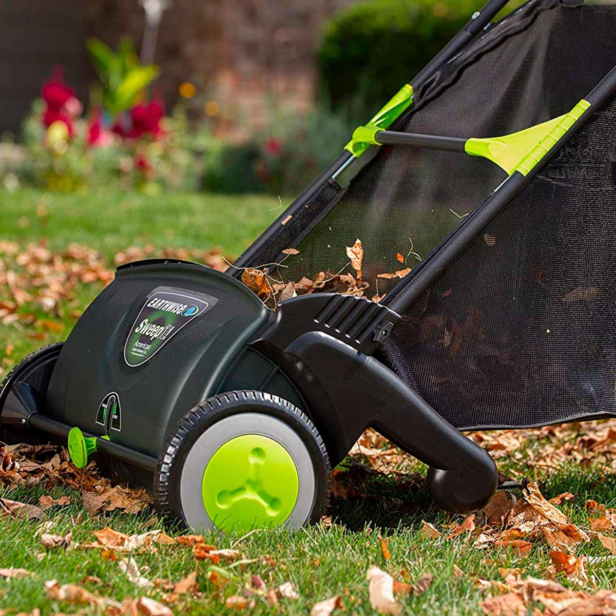 Lawn sweeper