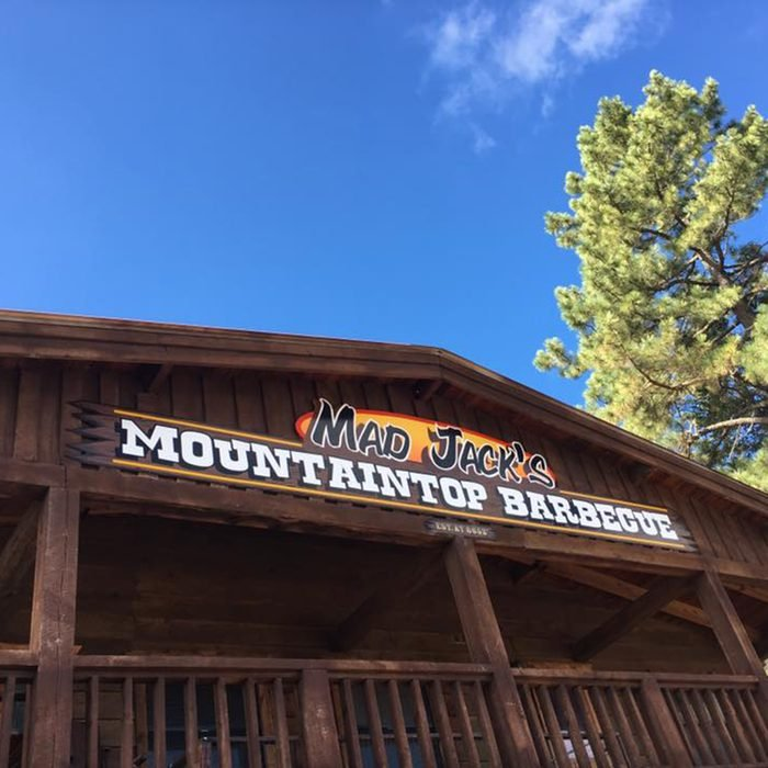 Mad Jack's Mountaintop Barbecue