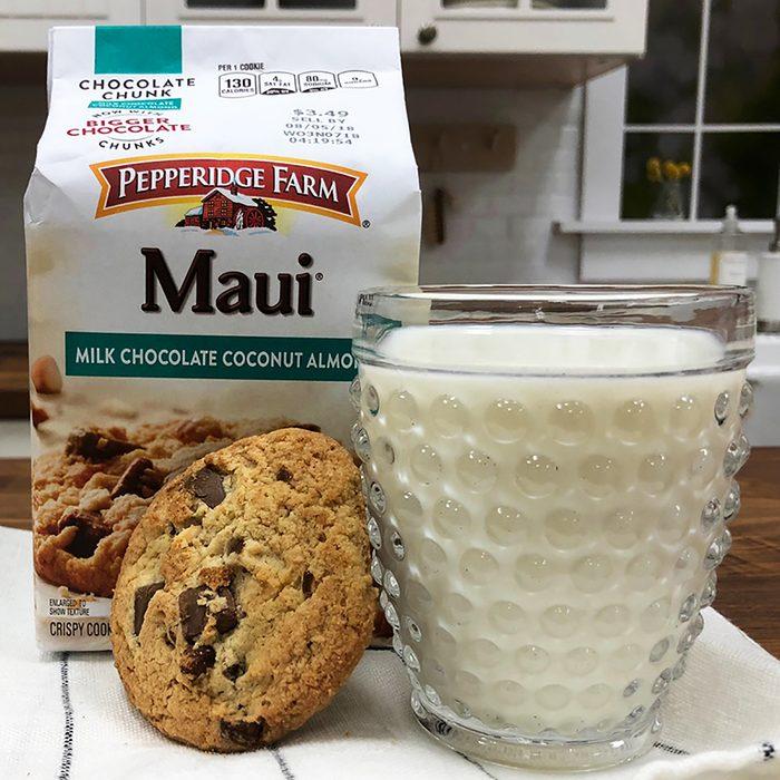 Pepperidge Farm Maui Cookies