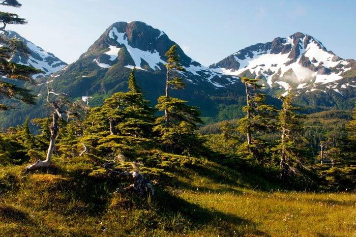 Mount Eccles near Cordova, Alaska