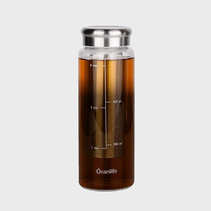 Oranlife Cold Brew Glass Bottle