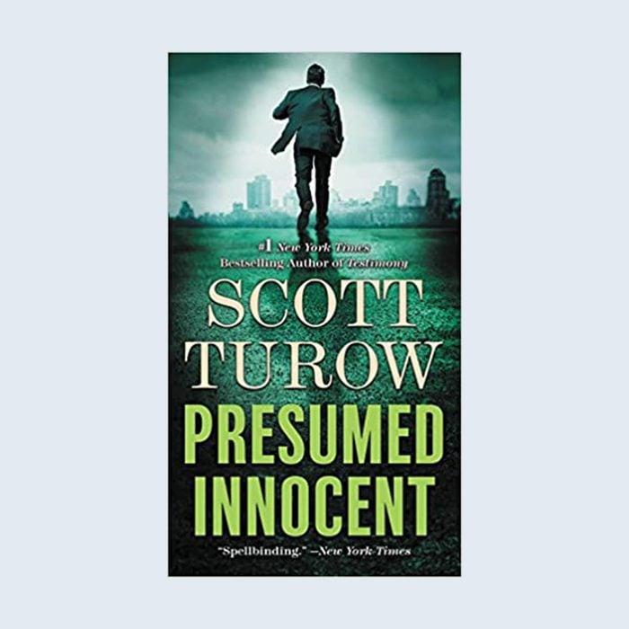 Presumed Innocent Book Cover