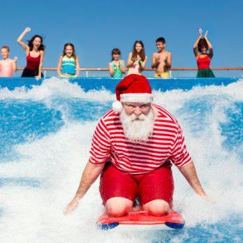 Best Cruises for Celebrating the Holidays