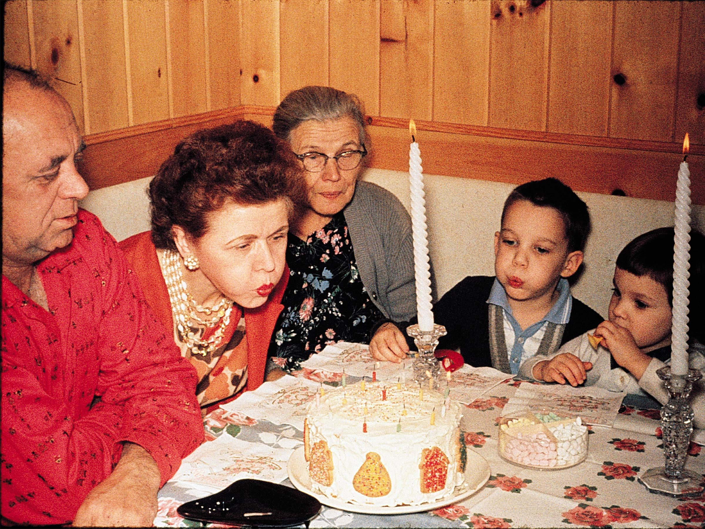vintage birthday party
