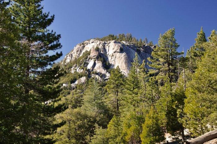 One of many granite peaks on Mt. San Jacinto.