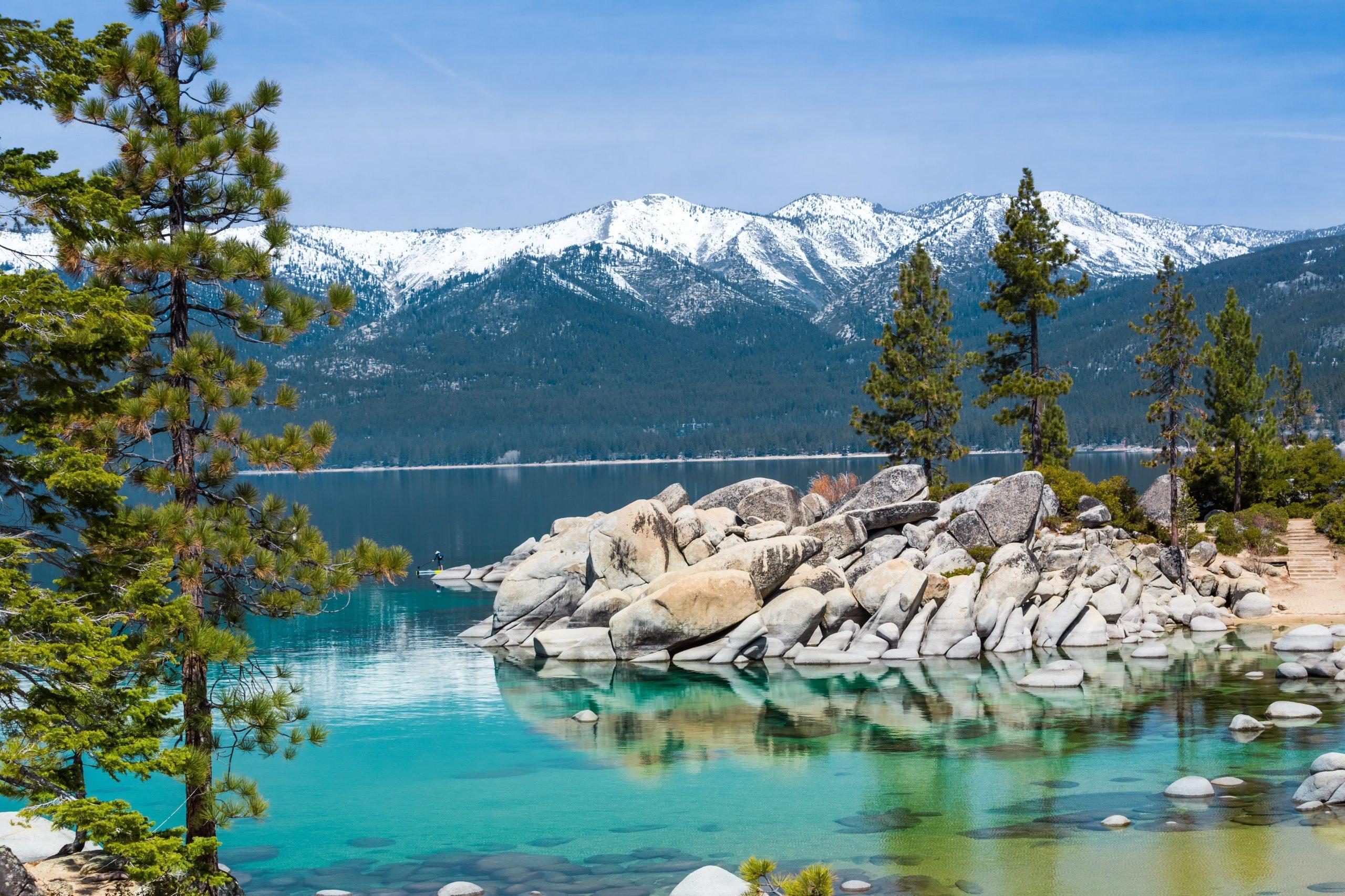 Sand Harbor Beach, Lake Tahoe