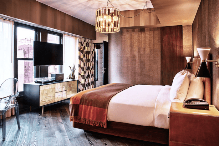The Roxy Hotel, New York City