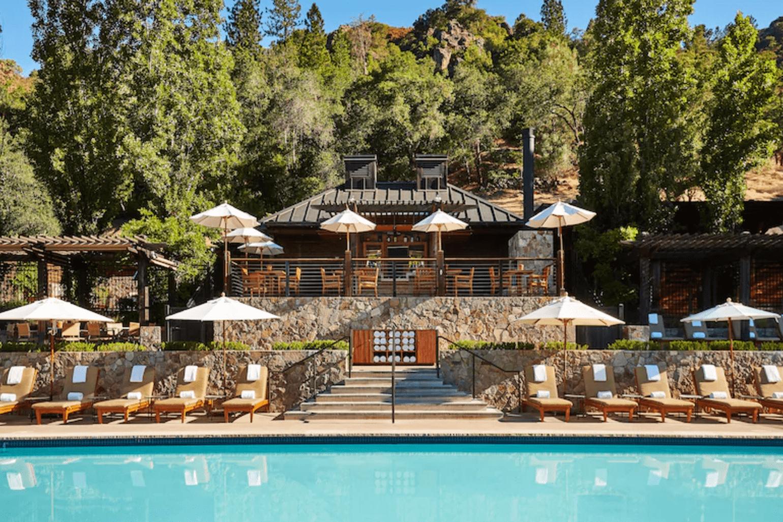 Calistoga Ranch, Calistoga, California