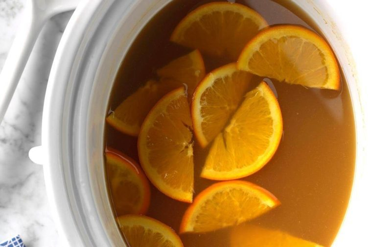 New Mexico: Slow Cooker Cider