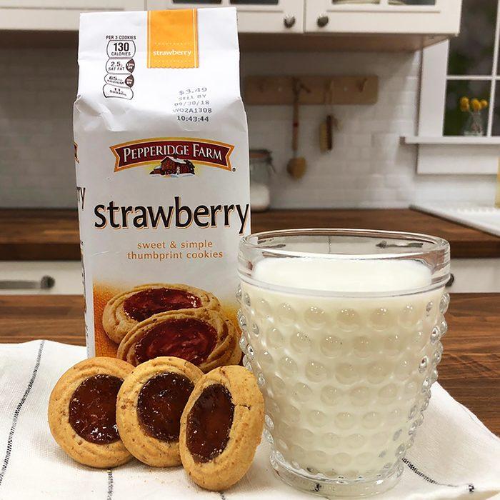Pepperidge Farm Strawberry Cookie