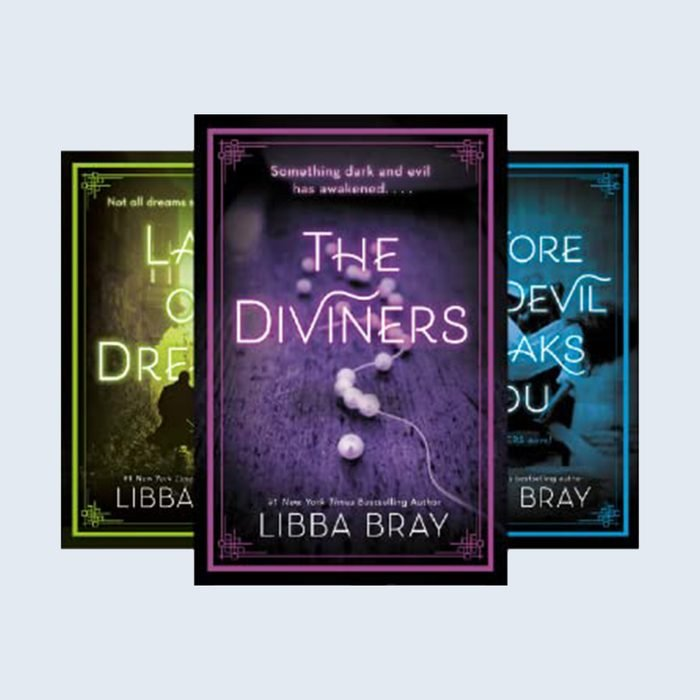 The Diviners Series Book Cover
