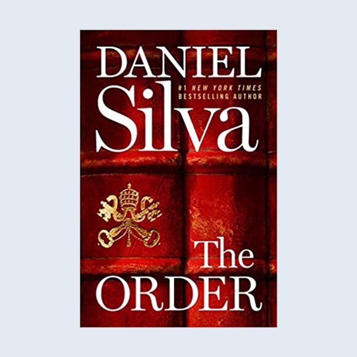 The Order Book Cover