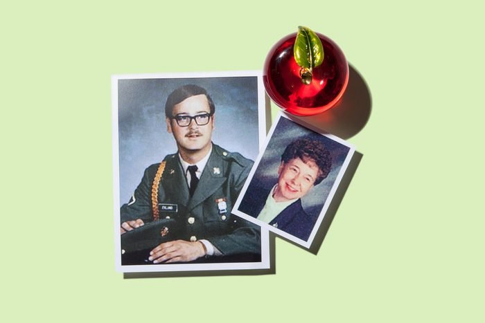 Mark Eklund, a private first class in the Army during the Vietnam War, sent Helen Mrosla letters while he was deployed.